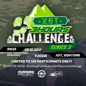 XBT 3 Hours Challenge Series 3 2017