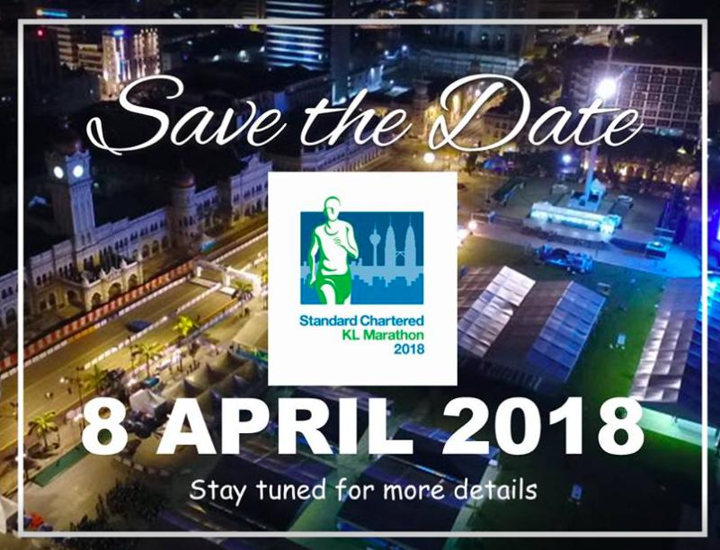 Standard Chartered KL Marathon 2018