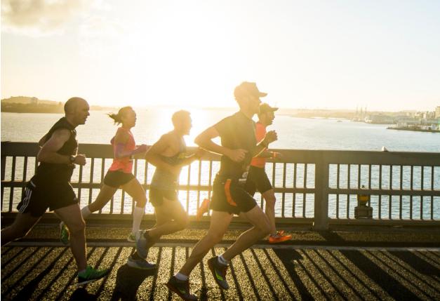 ASB Auckland Marathon 2017