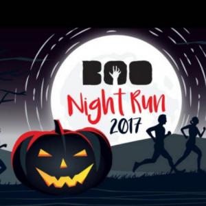 Boo Night Run 2017