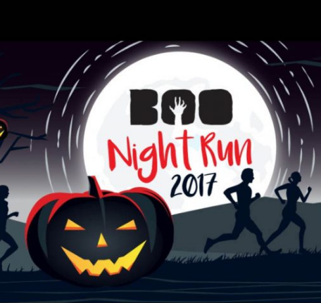 Boo Night Run 2017