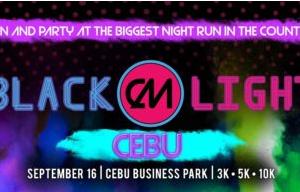 Color Manila Blacklight Run – Cebu Leg 2017