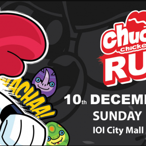 Chuck Chicken Run 2017