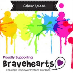 Colour Splash to Protect Kids 2017