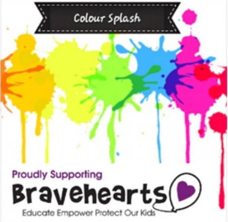 Colour Splash to Protect Kids 2017