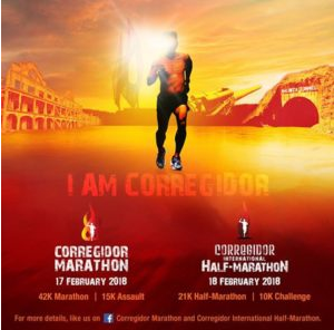 Corregidor International Half Marathon 2018