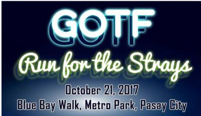 GOTF Run for the Strays 2017