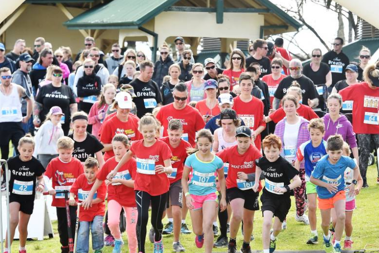 Great Strides Bendigo 2017