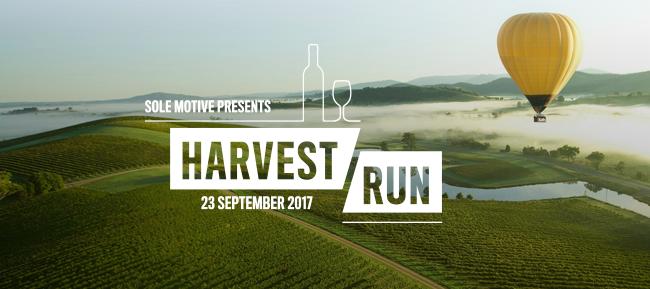 Harvest Run 2017