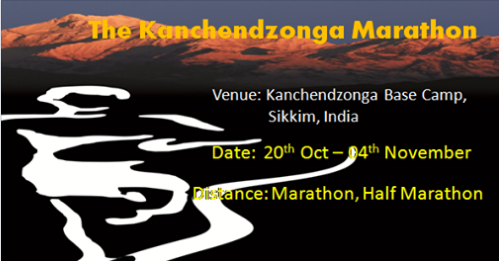 The Kanchenjunga Marathon 2017