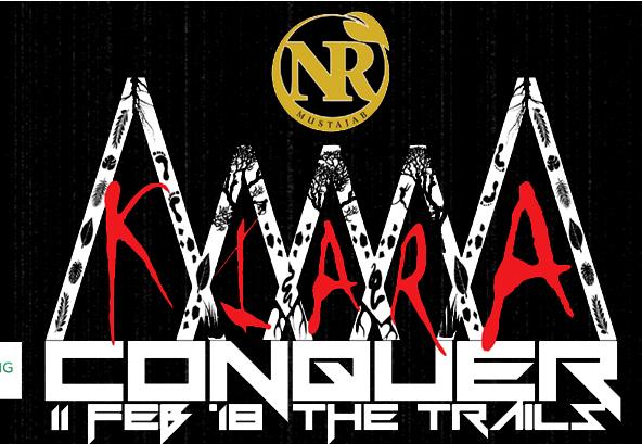 NR Conquer the Trails @ Kiara 2018