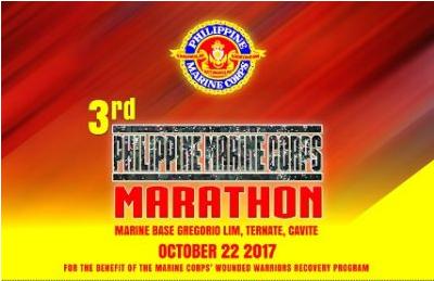 3rd Philippine Marine Corps Marathon 2017 | Just Run Lah!