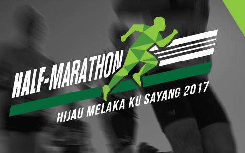 Half-Marathon Hijau Melaka Ku Sayang 2017
