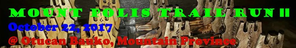 Mount Polis Trail Run II 2017