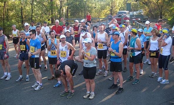 Mt Portal – Race 5 Short Course Series – 17.5 km / 11 km (2018)