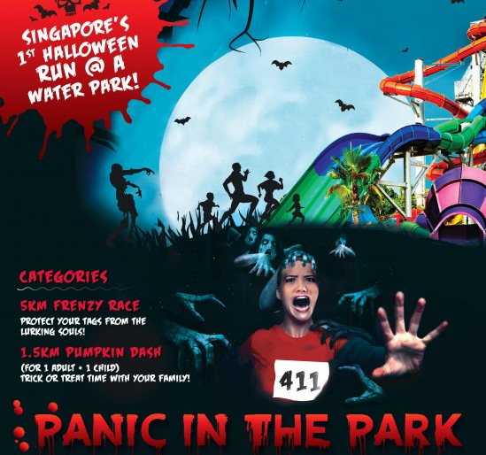 Panic In The Park 2017