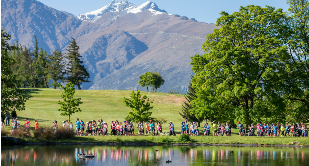 Air New Zealand Queenstown Marathon 2017