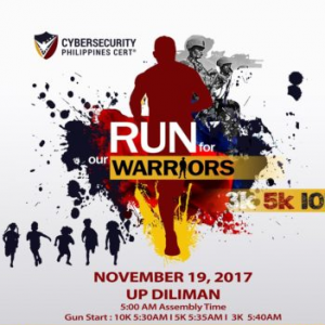 Run For Our Warriors 2017
