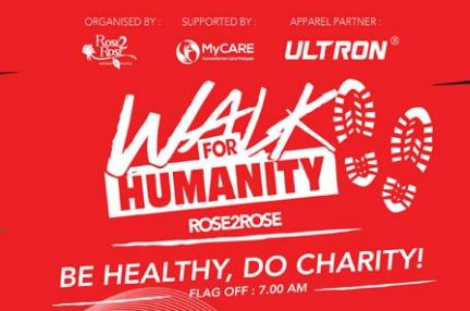 Walk4Humanity 2017