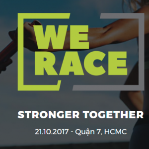 We Race, The Ultimate Relay Marathon Experience! 2017