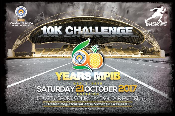 10k Challenge 60 Years MPIB 2017