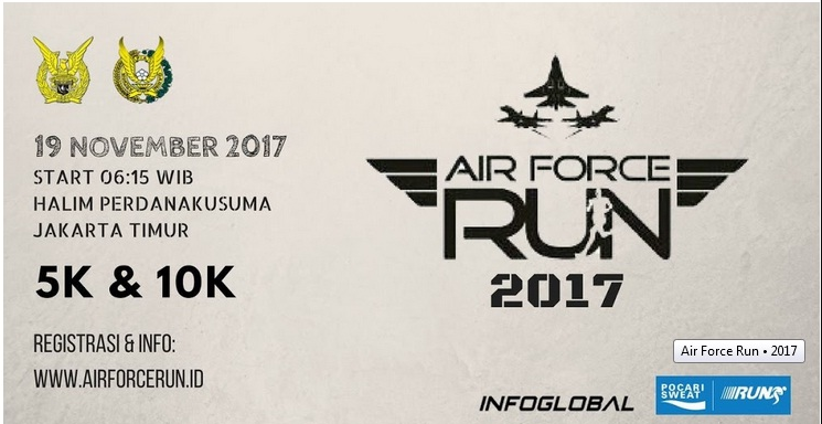 Air Force Run 2017