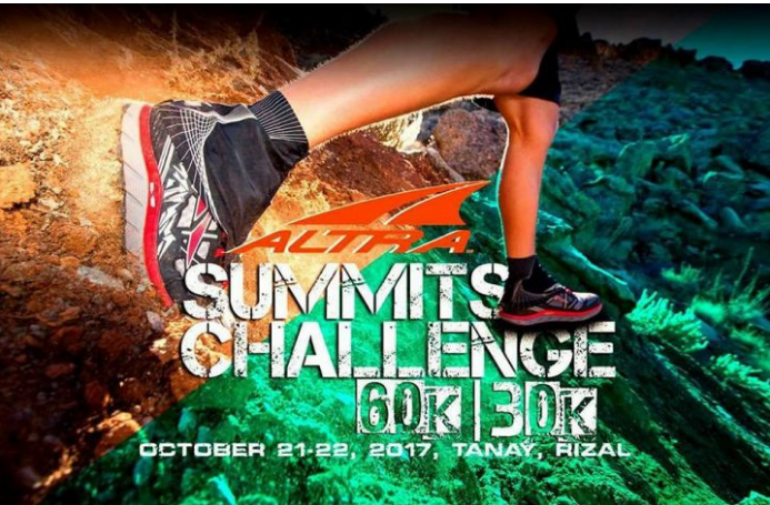 Altra Summits Challenge 2017