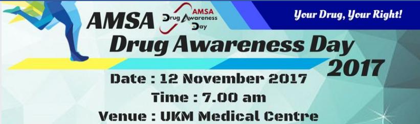Amsa Drug Awareness Day 2017