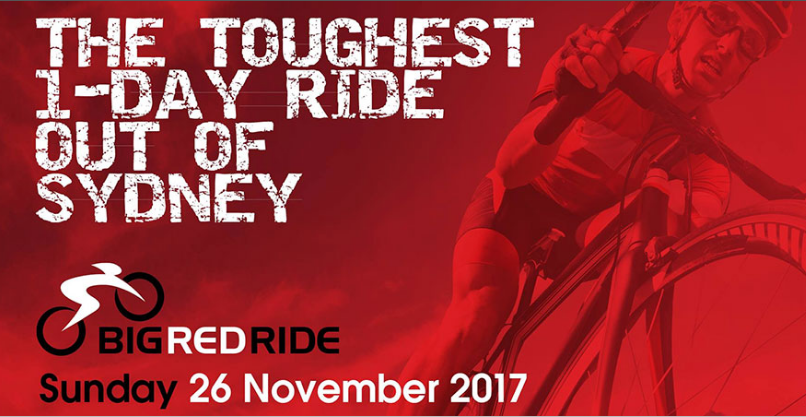 Big Red Ride 2017