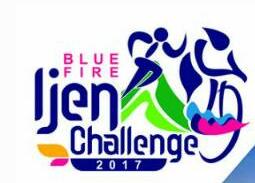 Blue Fire Ijen Challenge 2017