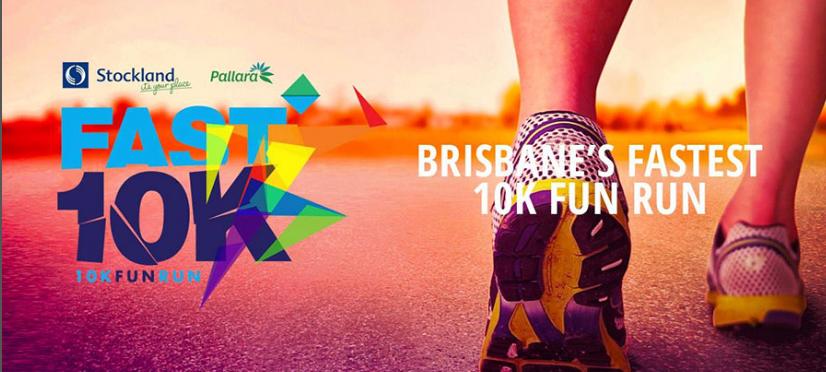 Brisbane's Fast 10K 2017