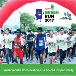 Cenviro Green Run 2017