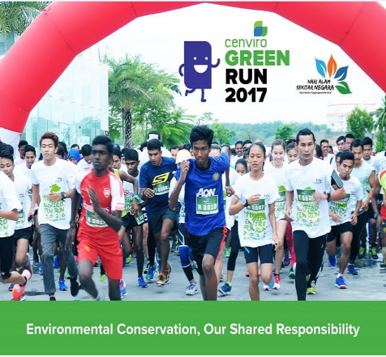 Cenviro Green Run 2017