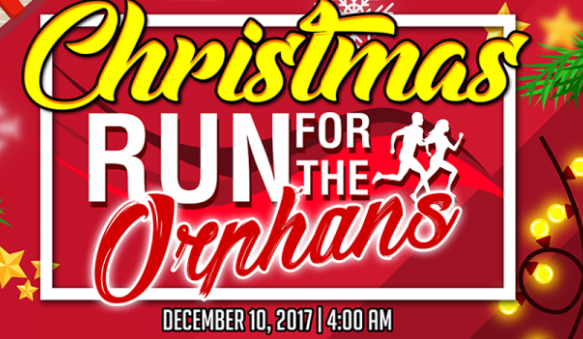 Christmas Run for the Orphans in Surigao City 2017
