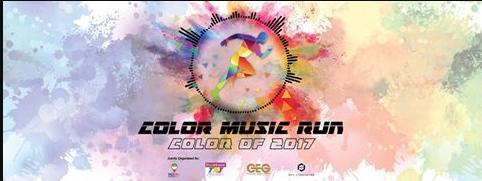 Colour Music Run 2017
