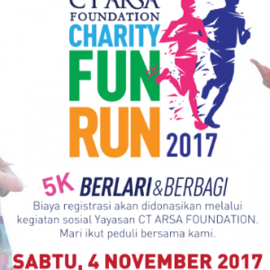 CT Arsa Foundation Charity Fun Run 2017