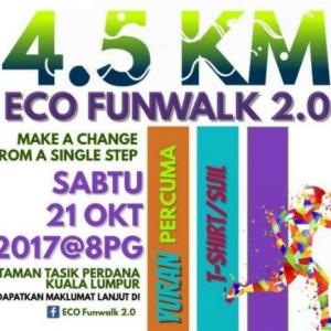 Eco Funwalk 2.0 2017