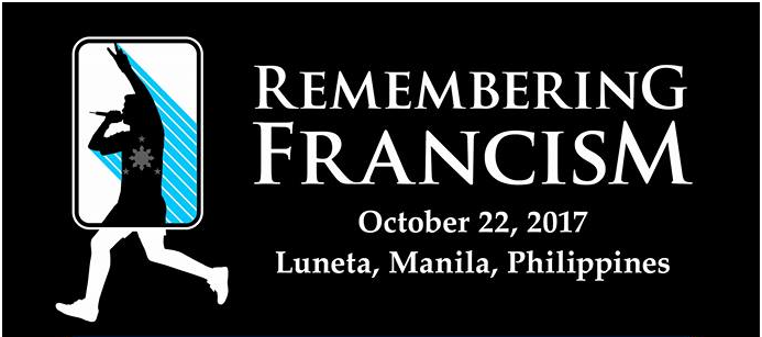 Remembering FrancisM Run 2017