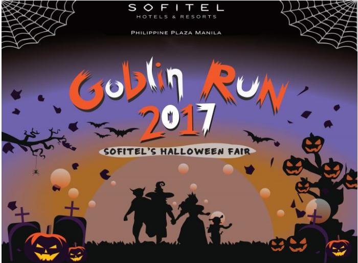 Sofitel Manila Goblin Run 2017