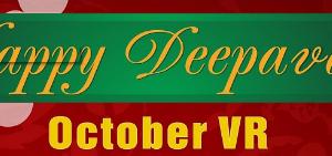 Happy Deepavali VR 2017