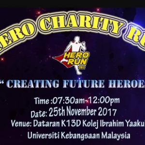 Hero Charity Run 2017