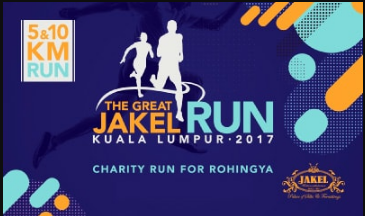 The Great Jakel Run 2017