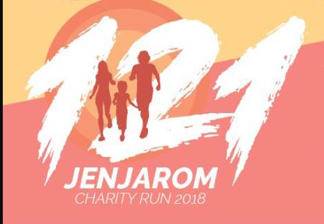 121 Jenjarom Charity Run 2018