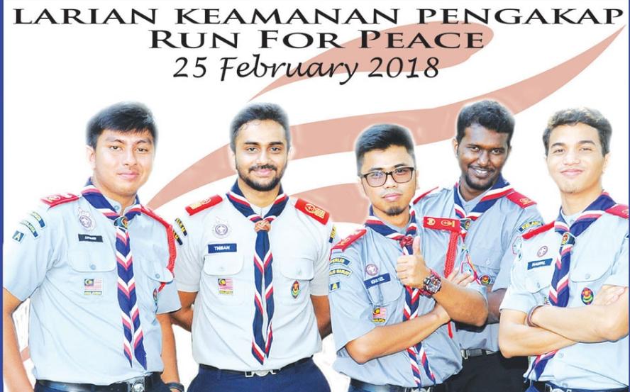 Larian Keamanan Pengakap 2018