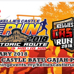 Kellies Castle Run 2018