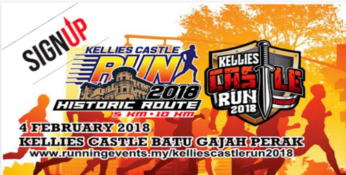 Kellies Castle Run 2018