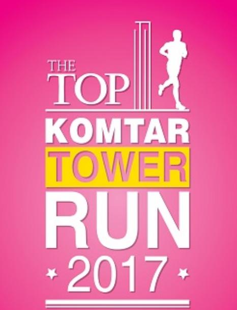 The Top Komtar Tower Run 2017