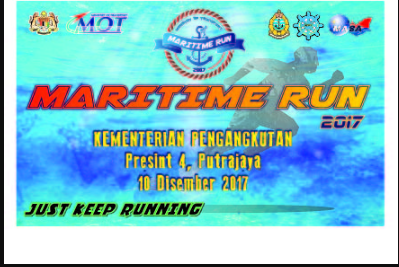 Maritime Run 2017 by Ministry of Transport