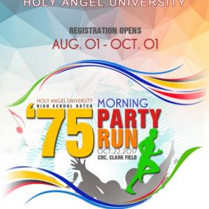 Morning Party Run 2017