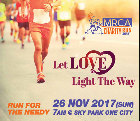 MRCA Charity Run 2017